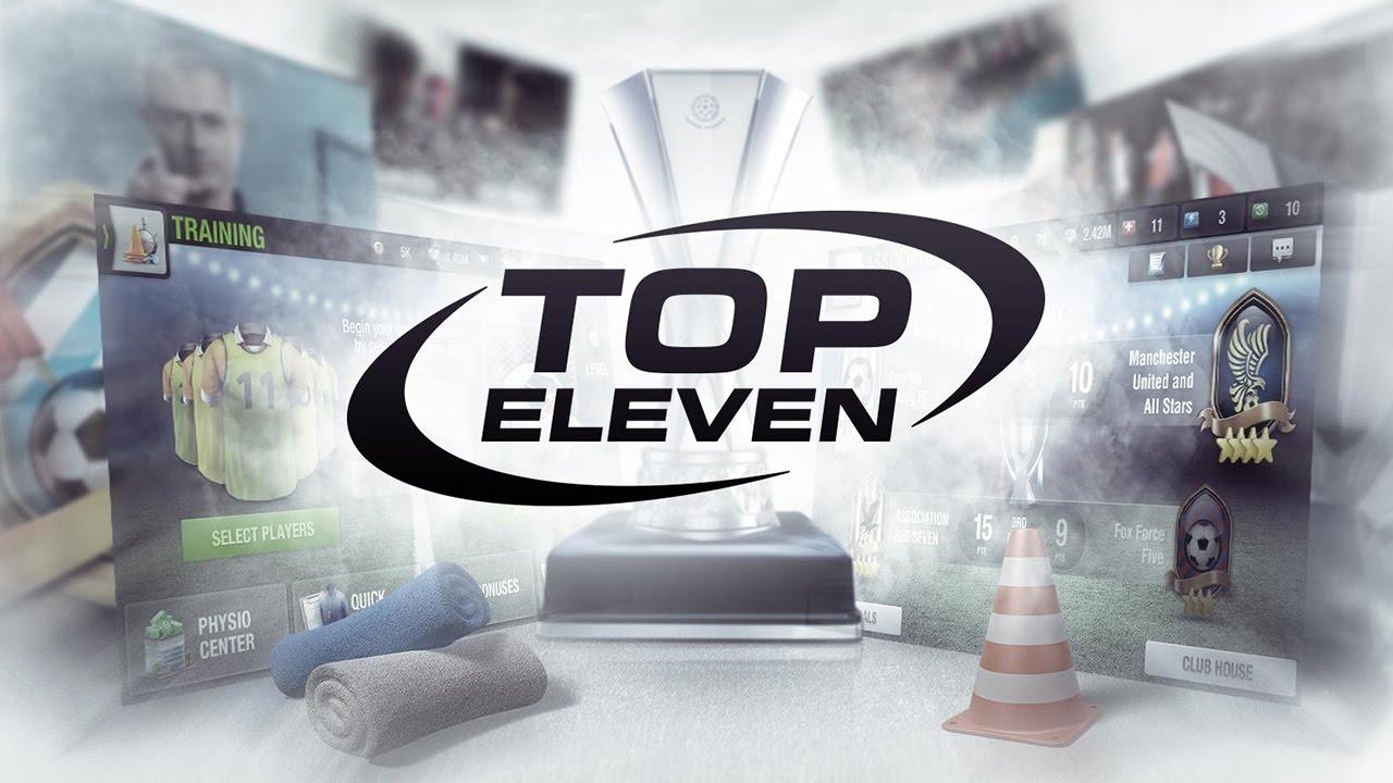 Download Top Eleven APK 57 top-elevenapk - APK4Fun