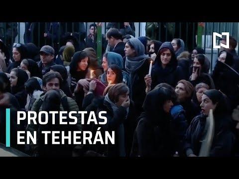 Protestas por derribo