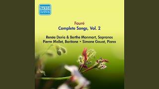 Le voyageur, Op. 18, No. 2