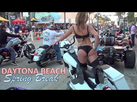 Daytona's Spring Break | Bike Week 2016