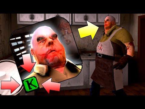 Мясник из Horrorfield захватил дом Granny! Mr.Meat Horror Escape Room ☠ Puzzle & Action Game