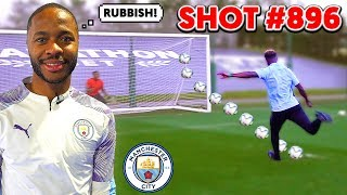 I Took 1000 Penalties amp RAHEEM STERLING Picked My BEST Goal Manchester City