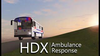 [Rigs of Rods] HDX Ambulance Response
