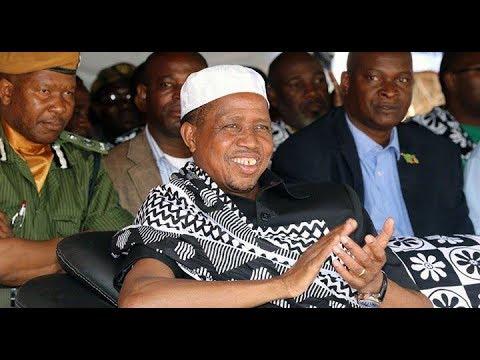 I am ready for violence – Lungu