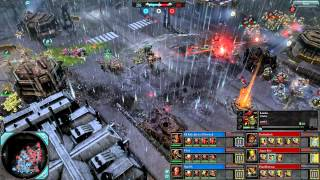 Dawn of War 2: Retribution - 3v3 | Faction War - Chaos [vs] Orks | 2