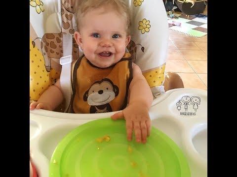Egy napunk - Liza (majdnem) 8 hónapos 👧🏼🍑⛱  *  ÖRÖKKÉKÉKAZÉG  *