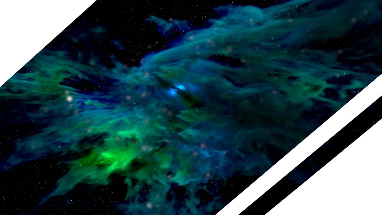 Abstract Nebulae || Houdini Tutorial