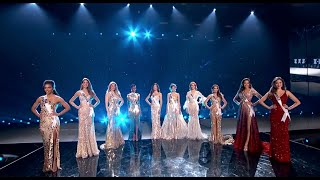 Miss Universe 2019: Top 5