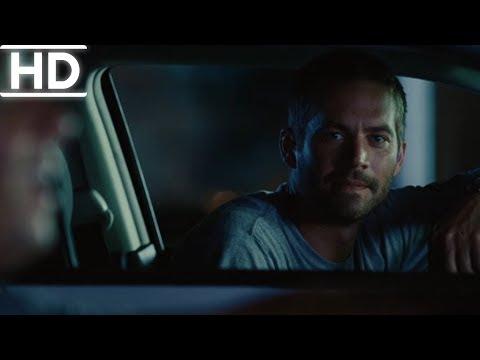 Hızlı Ve Öfkeli 5 | Polis Otoparkından Araba Çalıyorlar | (1080p)