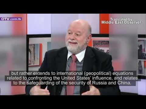 Anis Naqqash On The #Russia #Iran Alliance