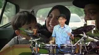Video Payung Teduh - Akad (Drum Cover by Timothy Liem) (with lyrics) download MP3, 3GP, MP4, WEBM, AVI, FLV Agustus 2018