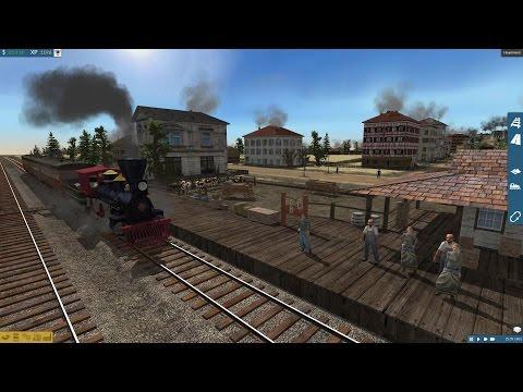 Train Fever - USA DLC - Wild West  