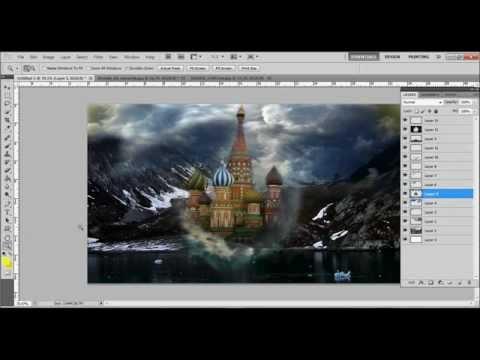 Kremlin Dream Speed Art