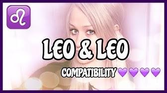 Leo & Leo // Compatibility