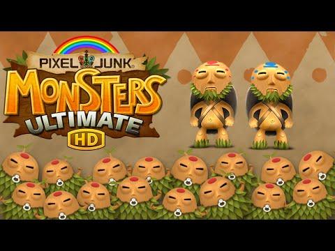 PixelJunk Monsters Ultimate | Let's Play | Part 10 | w/ Tunkum & Gangsta |
