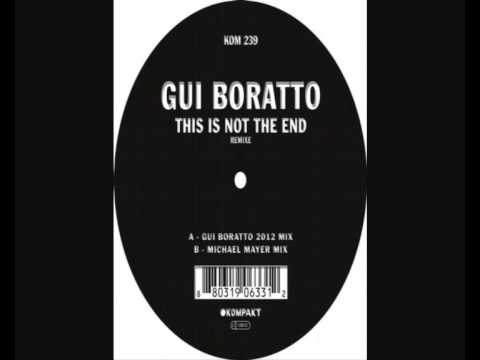 cd gui boratto 2012