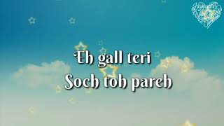 Soch Hardy Sandhu ❤Romantic❤ Punjabi whatsapp status