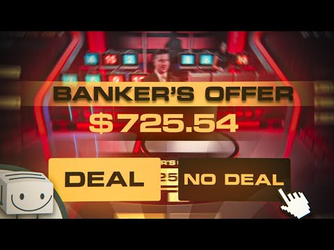 INSANE DEAL OR NO DEAL BETS!!