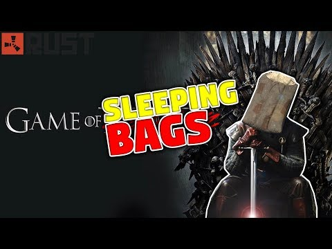 Game Of Sleeping Bags | Rust Solo Survival S10E02 thumbnail