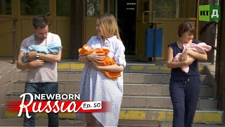 Triplets and Trios - Newborn Russia (E50)