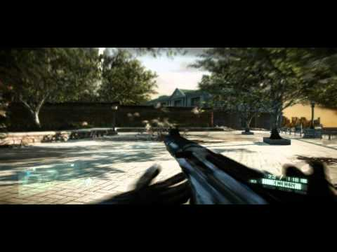 Crysis 2: Toshiba Satellite S855 | FPS Test #1