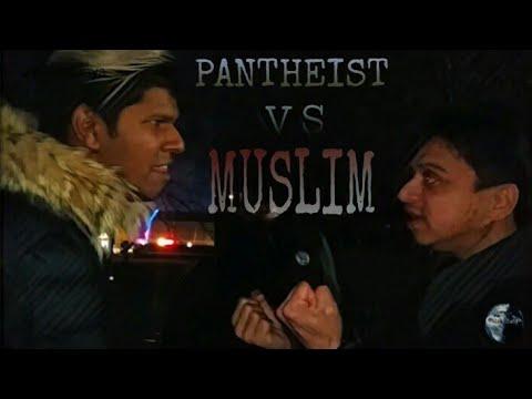 DEBATE ENDS WITH A BANG | MANSUR | SHISHA AND INTOXICANTS | MUSLIM VS PANTHEIST | SPEAKERS CORNER