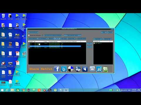 How to download and use netcut -2018