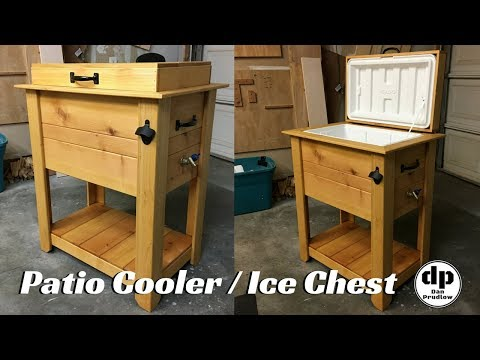 Patio Cooler | Cooler Box | Outdoor Furniture