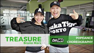 DA101 CHOREOGRAPHY | TREASURE | POPDANCE™ | DANCE FITNESS
