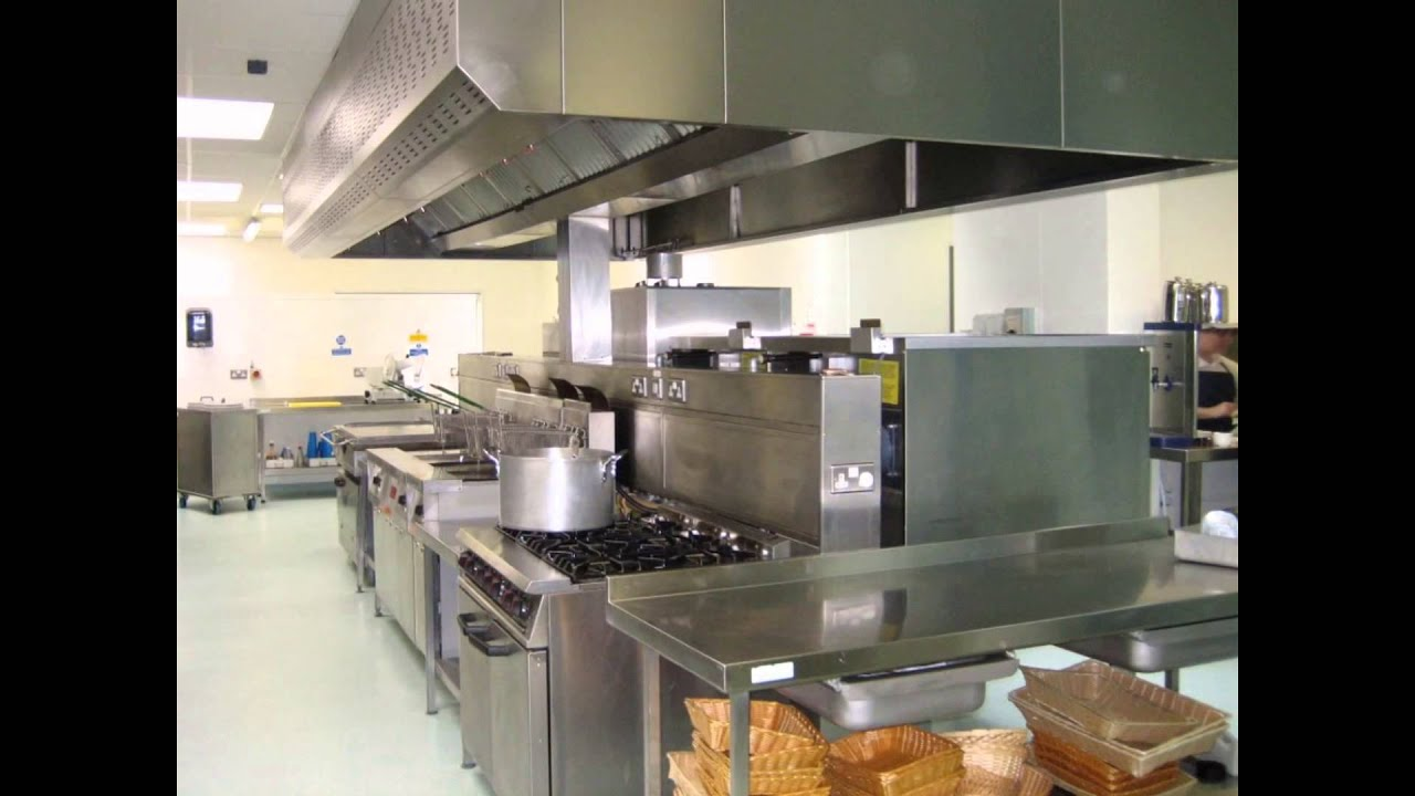 Kitchen Design For Restaurant YouTube