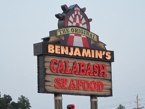 The Original Benjamin S Calabash Seafood Hd Walk Through