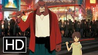 فيلم الفتى والوحش مترجم the boy and the beast