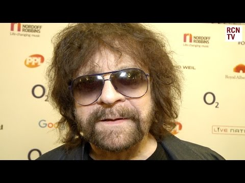 Jeff Lynne Interview - Music Icon & ELO 2016