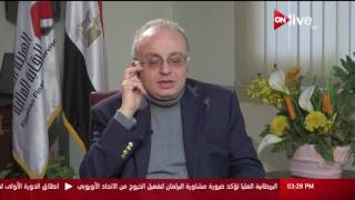 فيديو.. شريف سامي: وضعنا تقييمًا ماليًا للمنشآت لأول مرة في مصر