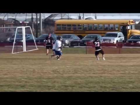 St. Charles North JV Lacrosse v Benet Academy 20130408