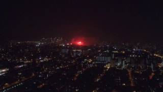 SINGAPORE NDP 2016 FIREWORKS IN 4K