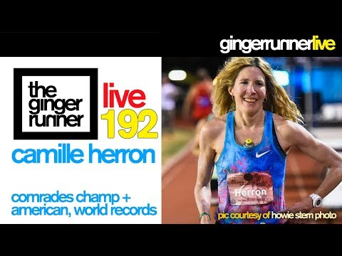 GRL #192 | Camille Herron: New American & World Record holder
