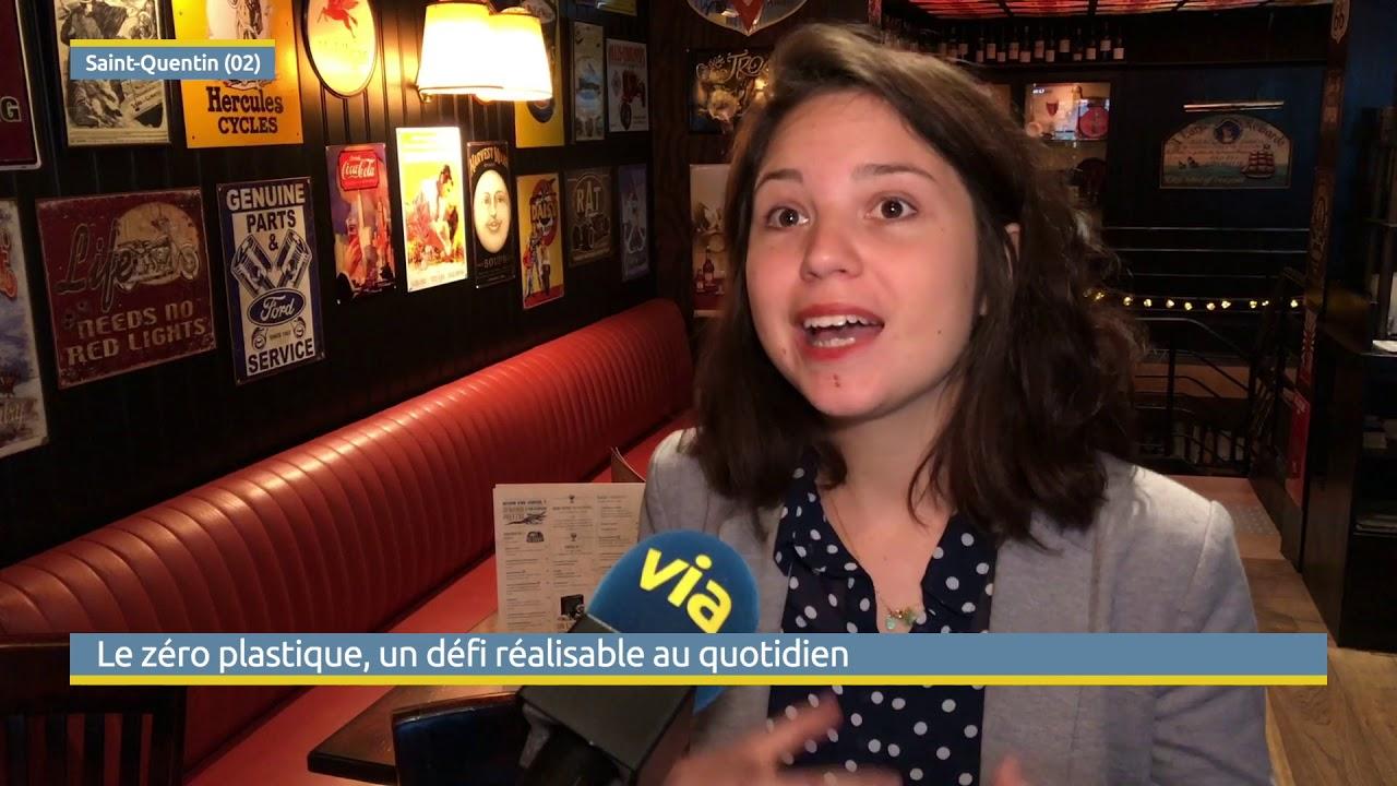 Vidéo Zéro plastique à Saint-Quentin