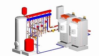Самодельный газовый котел отопления в кирове(, 2016-02-15T06:13:45.000Z)
