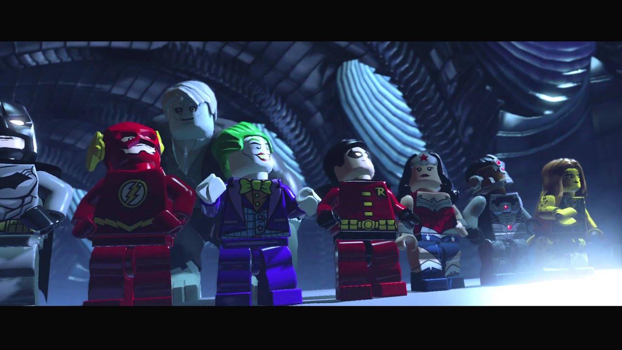 Lego batman 3 trailer brainiac dating