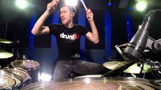 Metallica - Drum Cover - Enter Sandman (Drums Only)