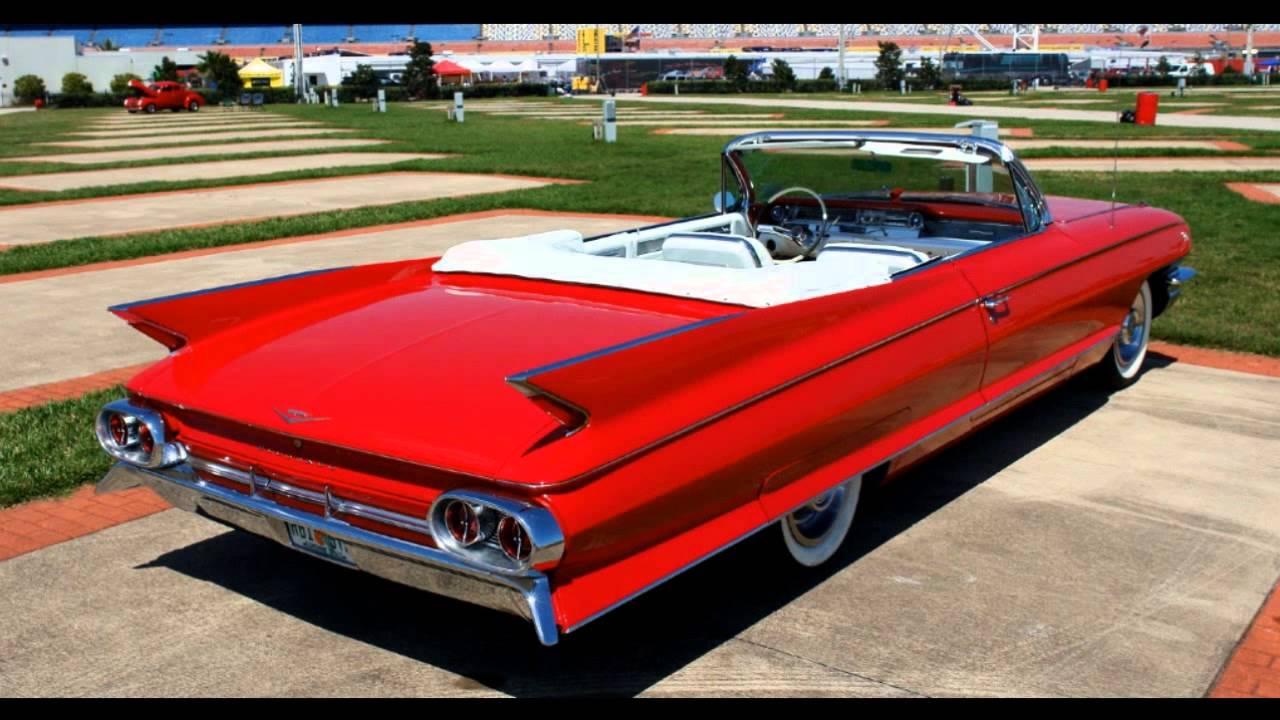 Awesome 1961 Cadillac Eldorado convertible - YouTube