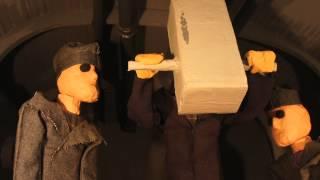 U Boat Animation