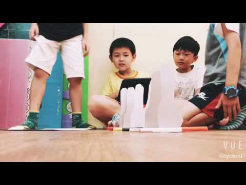 20170519 ozobot and SPRK+ bowling game