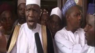 Interview with Sheikh Muyideen Ajani Bello at the Inauguration Ceremony of New NASFAT NEC