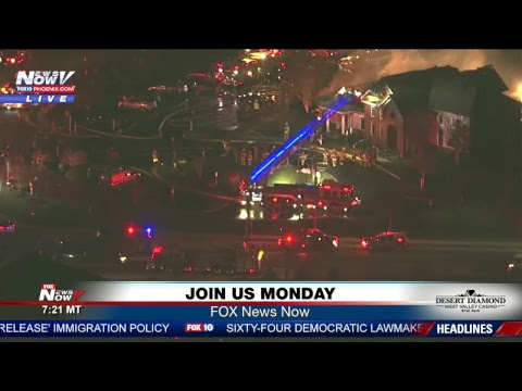 FNN: Conor McGregor arraigned in Brooklyn, 2-story clubhouse fire in VA
