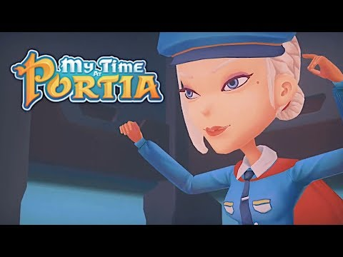 My Time At Portia (Full Release 1.0) #01 - Towards All Source / The Sharks in the Sky |