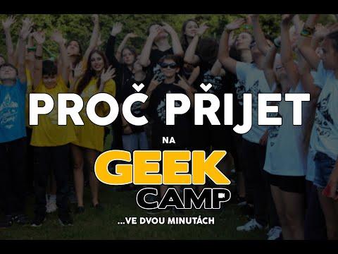 Proč jet na Geek Camp? /w Ati, Stejk, Natyla, Ludio