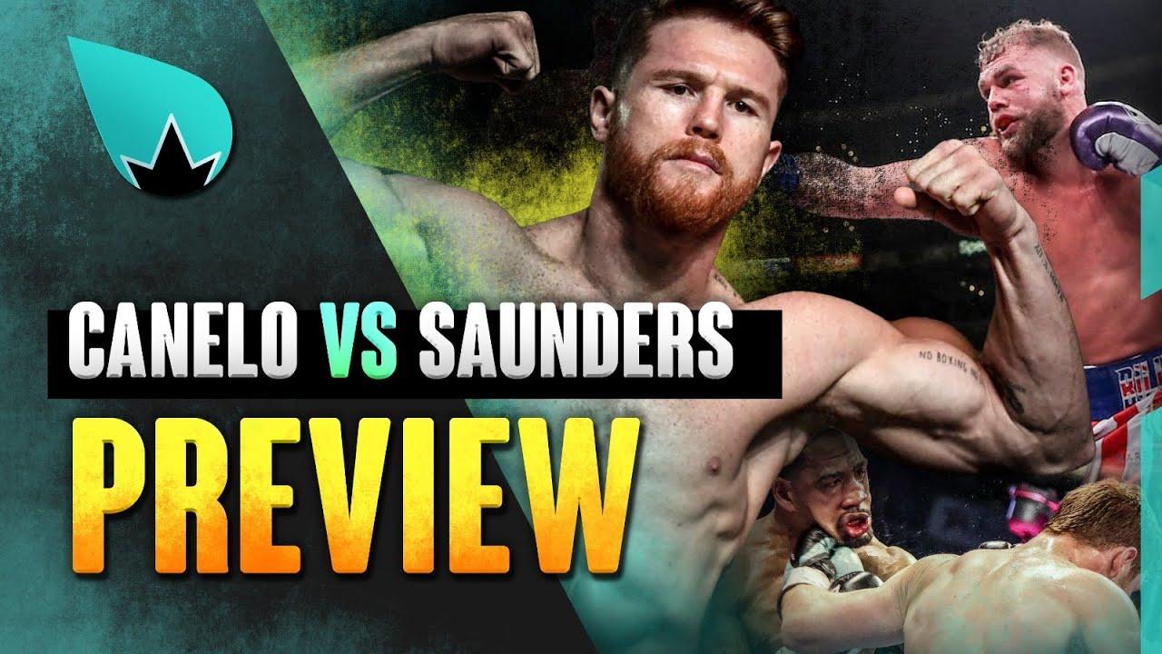 Preview Canelo Alvarez vs. Billy Joe Saunders - ANALYSE & PRONOSTIC | Podcast La Sueur