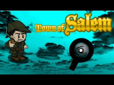 Town of Salem - Bird's Invest (Ranked)